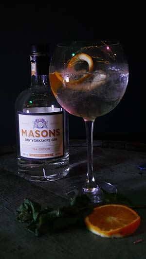 Mason Yorkshire Gin - Tea Edition